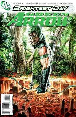 Green Arrow Vol. 5 (2010-2011) #1