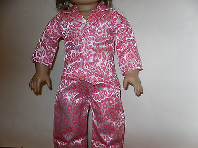 Pajama American Fashion  Doll Clothes #14 fits 18 inch Girl Doll