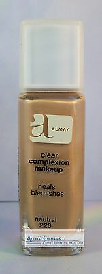 Almay Clear Complexion Blemish Healing Makeup - Neutral 220