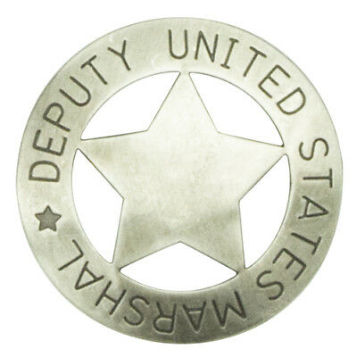 Deputy U.S. Marshal Western Badge