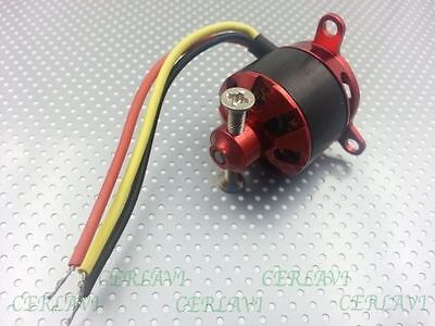 CAB Brushless outrunner motor M2226 2570KV for RC Airplane Multicopter EMP