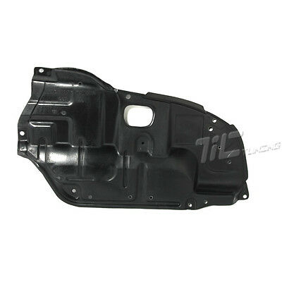 02-06 Camry Engine Under Cover Lower TO1228107 Front Splash Shield Driver Side L