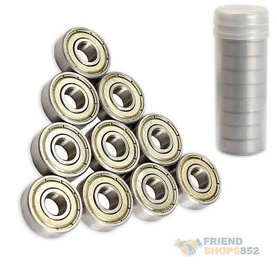 10 pcs Skateboard Scooter Ball Roller Ball Bearings Skate Bearings Wheels