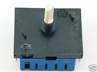 Control Switch [Uni]Stove Hot Plates Chef,west', Mp 101