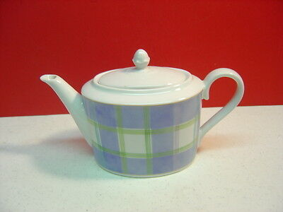 Studio Nova China PARISIAN CAFE Teapot with Lid Fine Porcelain