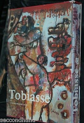 Theo Tobiasse Original Drawing  In Book And   Signed . Accept Serious Offers