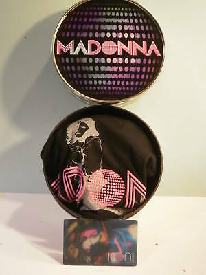 MADONNA Shirt Confessions Tour Made in USA Large NEW L