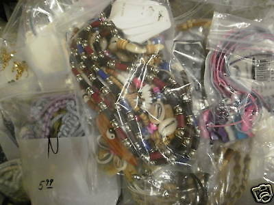 Lot of 120 CLOSEOUT / Wholesale Jewelry NEW Asst Styles