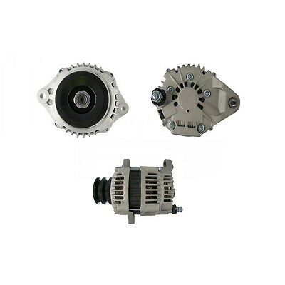 Fits ISUZU Trooper 3.0 DTI (UBS) Alternator 2000-on - 2261UK