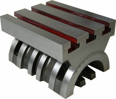 New Adjustable Tilting Angle Plate For Milling Machine Etc (Ref: 110301)