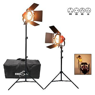 Pro Photo Video Studio Continuous Red Head Light 800w Video Lighting 2set