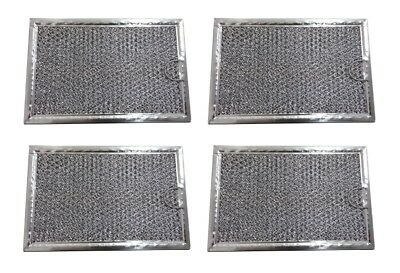 Grease Filter for LG Microwave 5 x 7 5/8 (4 pack) - NEW