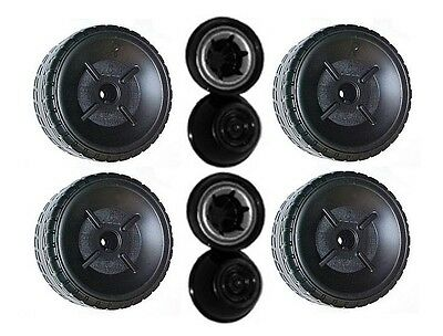2 Pack Power Wheels C2390 or C2390-9993 Jeep Wrangler Restage Replacement Wheel