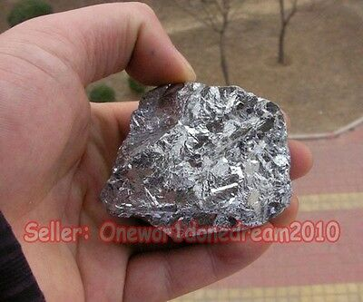 50 grams 1.76 oz High Purity 99.4% Chromium Cr Metal Lumps Blocks