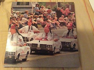 DEAD KENNEDYS - Frankenchrist Hc Punk Orig. France Press  Ex/Near Mint LP RARO