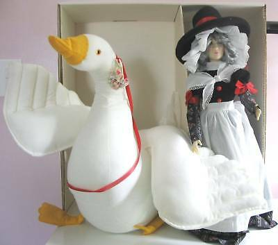 Suzanne Gibson - 1982 Mother Goose Ltd Ed. Set