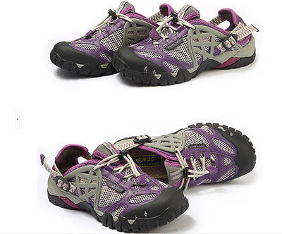 Outdoor Women Water Shoes Aqua Socks Sports Atheletic Hiking Beach Shoes New