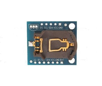 I2C RTC AT24C32 DS1307 Real Time Clock Board Module for Arduino CHIP 2 B