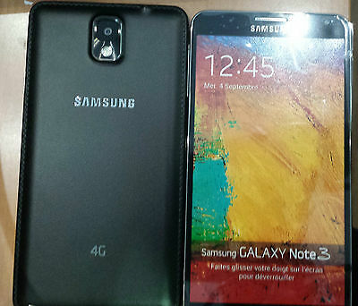 Samsung Galaxy Note 3 Noir faut telephone factice