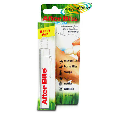 After Bite Classic Handy Pen 14ml for Insect Bites Stings Mosquito Bee Wasp