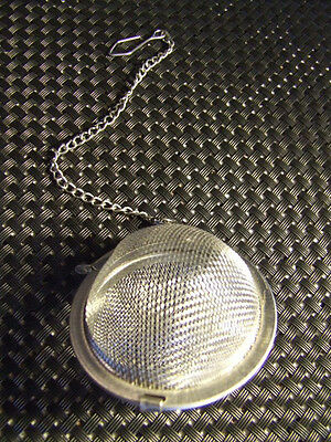 Tea Ball / Strainer Mesh Loose Leaf Infuser Stainless Steel