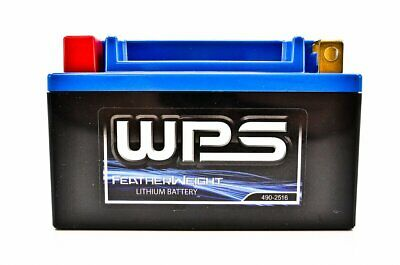 WPS Lithium Featherweight Battery 240 CCA  HJTX14H-FP-IL