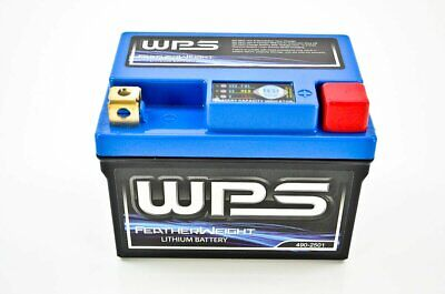 WPS Lithium Featherweight Battery 150 CCA  HJTZ7S-FP-IL