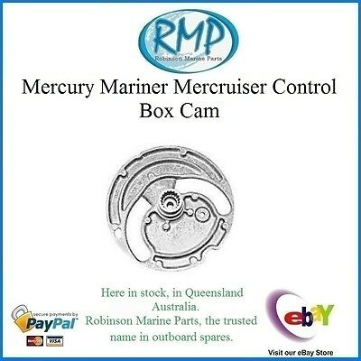 A Brand New Mercury Mariner Mercruiser Early Model Control Box Cam # 59369