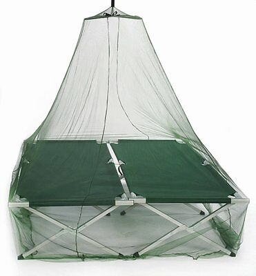 Snugpak  Mosquito Pests Gnats Insect Net 61595 Hanging Travel Canopy POPS OPEN