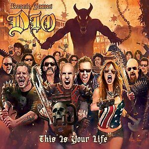Ronnie James Dio - This Is Your Life  Cd