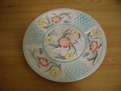 H J WOOD PLATE APPROX 9 INCHES DIAMETER (230535945979)