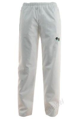 New Lawn Bowls Bowling Waterproof Trousers Bowling Trouser White S/m/l/xl/xxl