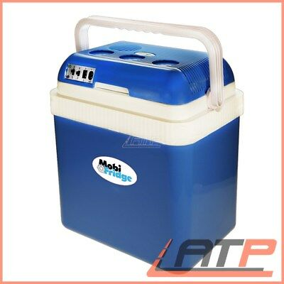 Car Fridge Mini Refrigerator Travel Portable Cooler Heater 12V/230V 26 Litre