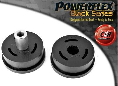 Peugeot 307 (01-11) Powerflex Black Lower Rear Engine Mount Bush PFF50-420BLK