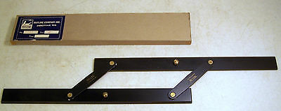 vintage DRAFTING MECHANICAL DRAWING ARCHITECT Parallel Line Rule Ruler MAYLINE