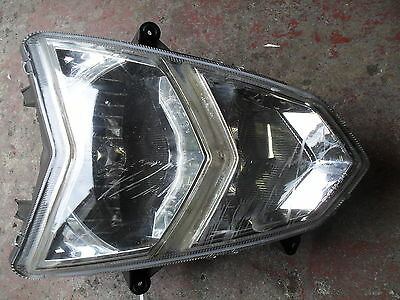 Tgbr125X  Tgb R 125X  Front Headlight #  Parts Cheap #
