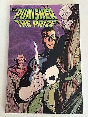 Punisher The Prize graphic novel VF+ condition