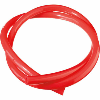 Manguito Tubo Combustible Rojo Fuel Line; 91,5 Cm (3') Red