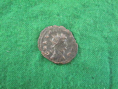 Vintage Coins Of The Roman Empire Emperor Gallienvs With Certificate RDL3118