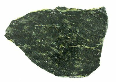 115 Gram Natural Canadian Green Speckled Jade Slab Cab Cabochon Slab Rough JS9