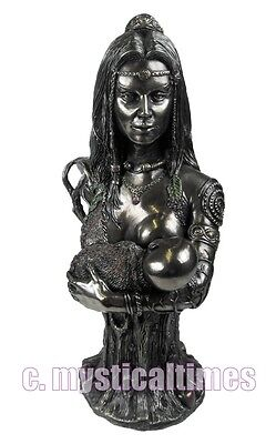 New * Mother Earth * Wicca Figurine Ornament From Nemesis Now4018