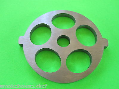 """5/8""""  (16mm) hole Grinder disc plate for Kitchenaid Mixer FGA Meat Food Chopper"""
