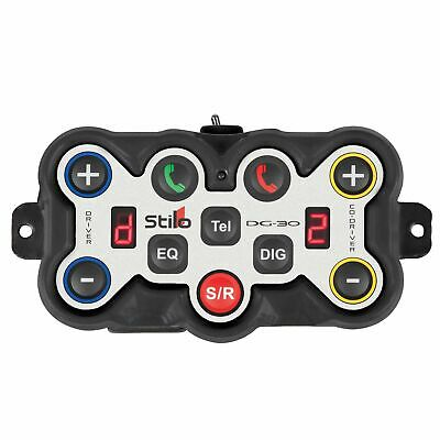 Stilo DG-30 Digital Intercom System For Race / Rally / Circuit