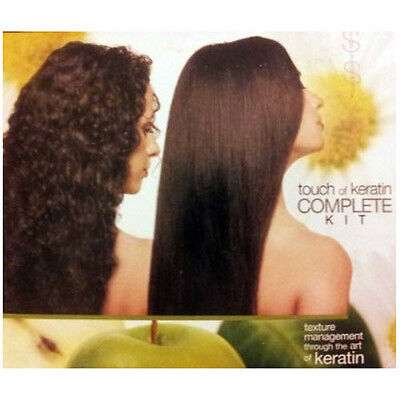Simply Smooth Touch of Keratin Keratin Complete Kit