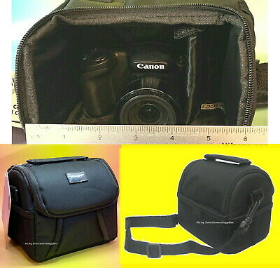 CASE BAG to CANON POWERSHOT SX500 SX510 SX520 SX530 IS HS, T7i (To CAMERA ONLY)