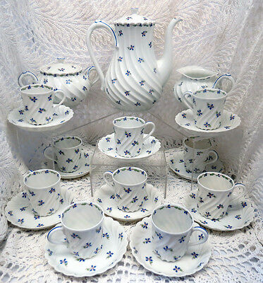 Haviland Limoges France Theodore Haviland Coffee Or Tea Set