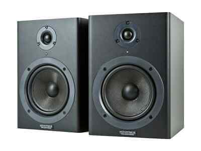 Monoprice 5-inch Powered Studio Multimedia Monitor Speakers (pair)