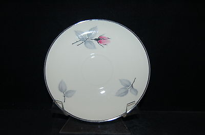 Syracuse Bridal Rose Saucer