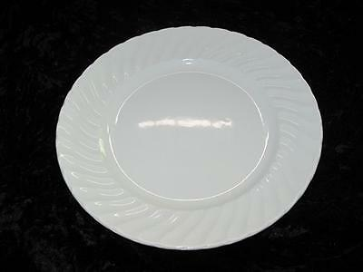 "REPLACEMENT CHINA Swinnertons White Ironstone Salad Plate ""ROYAL WESSEX"" 1960s"