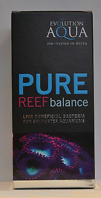 Evolution Aqua Pure Reef Balance 60 Balls Marine Aquarium Bacteria Fish Tank